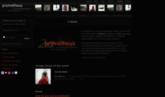 Prometheus Bildarchivde Observe Prometheus Bildarchiv News