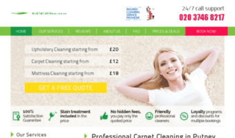 putneylocalcleaners.co.uk