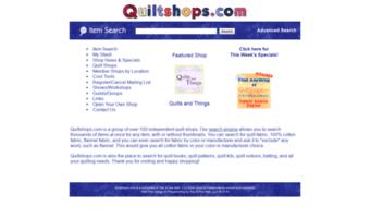 Quiltshops com ▷ Observe Quilt Shops News | Quilt Search Engine