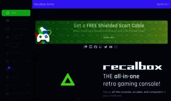Recalbox com ▷ Observe Recalbox News | Recalbox com