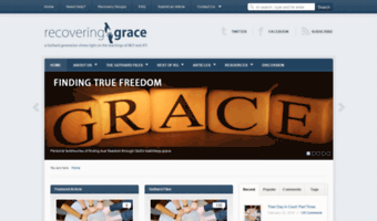 recoveringgrace.org