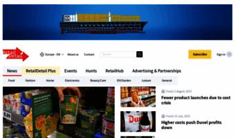 Retaildetail.eu ▷ Observe Retail Detail News | RetailDetail