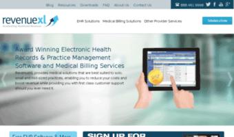 Revenuexl com ▷ Observe RevenueXL News   EMR/ EHR Software