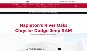 River Oaks Dodge >> Riveroakscjd Com Observe River Oaks Cjd News Napleton S