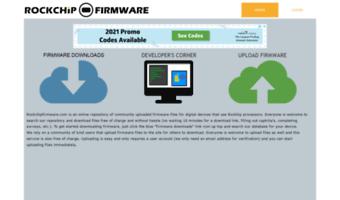 Rockchipfirmware com ▷ Observe Rockchip Firmware News
