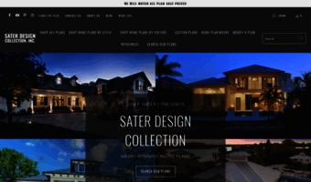 Saterdesign.com ▷ Observe Sater Design News   Home Plans ... on inside dan sater designs, sater's house designs, luxury house plans designs, dan sater's mediterranean home plans,