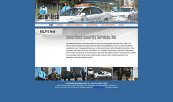 securitechguards.com
