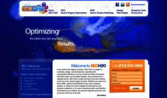 Seoh2o com ▷ Observe SEOH2O News | New York SEO Services