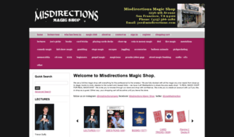 shop.misdirections.com