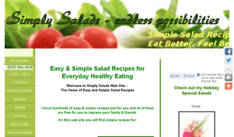 Simply Salads Com Observe Simply Salad S News Easy And