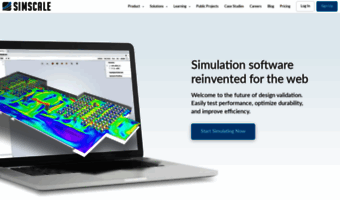 Simscale com ▷ Observe Sim Scale News | CFD, FEA, and Thermal