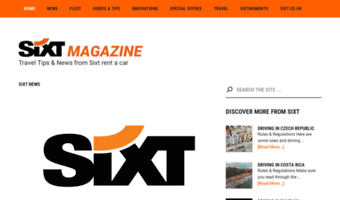 Sixtblog Co Uk Observe Sixt Blog News Sixt Car Hire Blog
