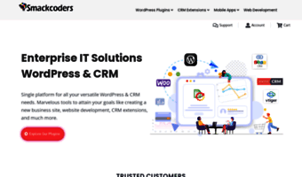 Smackcoders com ▷ Observe Smackcoders News | WordPress