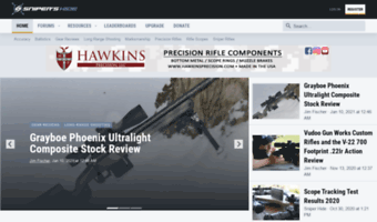 Snipershide com ▷ Observe Snipers Hide News | Home