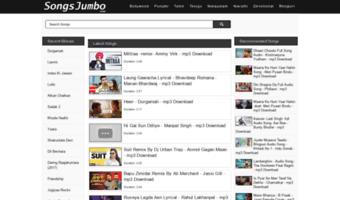 Songsjumbo com ▷ Observe Songs Jumbo News | SongsJumbo