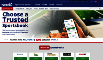 Sportsbookreview com ▷ Observe Sportsbook Review News