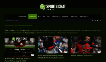 Sportschatplace com ▷ Observe Sports Chat Place News | Free