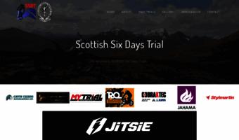 Ssdt org ▷ Observe Ssdt News | The Scottish Six Days Trial