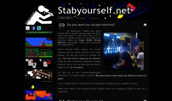 stabyourself.net mario