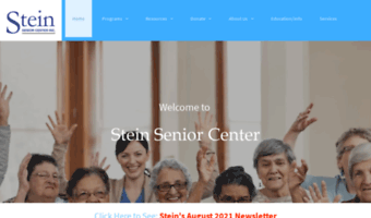 steinseniorcenter.org