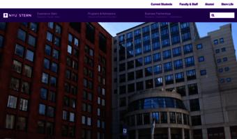 Stern.nyu.edu ▷ Observe Stern NYU News | Full-time MBA, Part-time ...