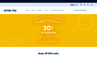 image about Stride Rite Printable Coupon named â–· Adhere to Stride Ceremony Information Little ones Footwear towards