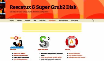 Supergrubdisk org ▷ Observe Super Grub Disk News | GNU/Linux