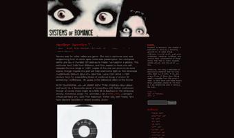 Systemsofromance com ▷ Observe Systems Of Romance News