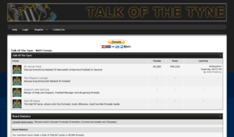 talk-of-the-tyne.co.uk