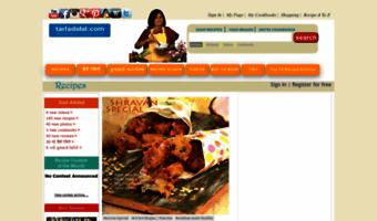 Tarladalal observe tarladalal news indian food recipes tarladalal forumfinder Choice Image