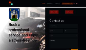 Taxi Airport Zagreb Com Observe Taxi Airportzagreb News Taxi Kombi I Minibus Prijevoz