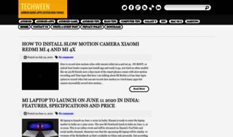 Techween blogspot in ▷ Observe Tech Ween Blogspot News | TechWeen