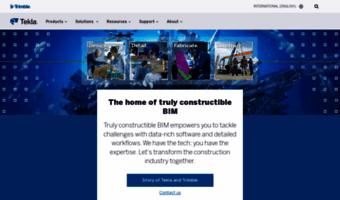 Tekla com ▷ Observe Tekla News | Industry leading model