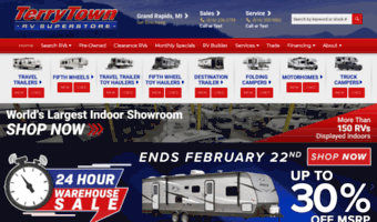 Rv Dealers In Grand Rapids Mi >> Terrytownrv Com Observe Terrytown Rv News Terrytown Rv