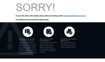 Test-bank-world com ▷ Observe Test Bank World News   Test