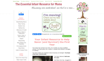 the-essential-infant-resource-for-moms.com