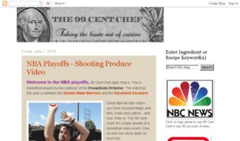 The99centchefblogspot Observe The 99 Cent Chef Blogspot News