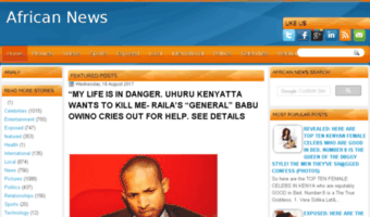 Kenya hookup blogspot