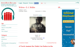 Theaudiobookbay com ▷ Observe The Audiobook Bay News | Free