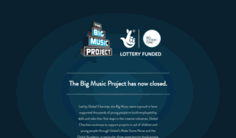 thebigmusicproject.co.uk