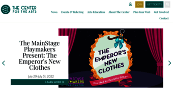 thecenterforthearts.org