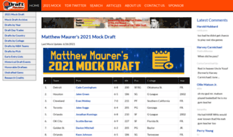 thedraftreview.com