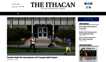 theithacan.org