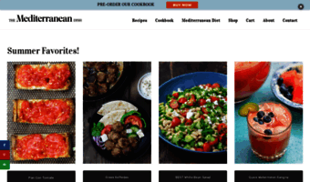 themediterraneandish.com