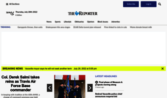 Thereporter com ▷ Observe The Reporter News | Vacaville