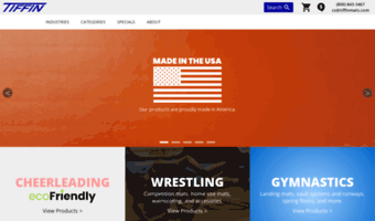 Tiffinmats com ▷ Observe Tiffin Mats News | Martial Arts