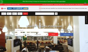 toyotaofhollywood ▷ observe toyota of hollywood news | toyota