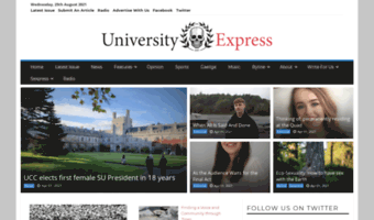 uccexpress.ie