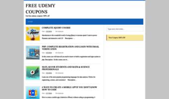 Udemykoupon blogspot com ▷ Observe Udemy Koupon Blogspot