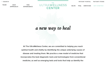 Image result for dr mark hyman ultra wellness
